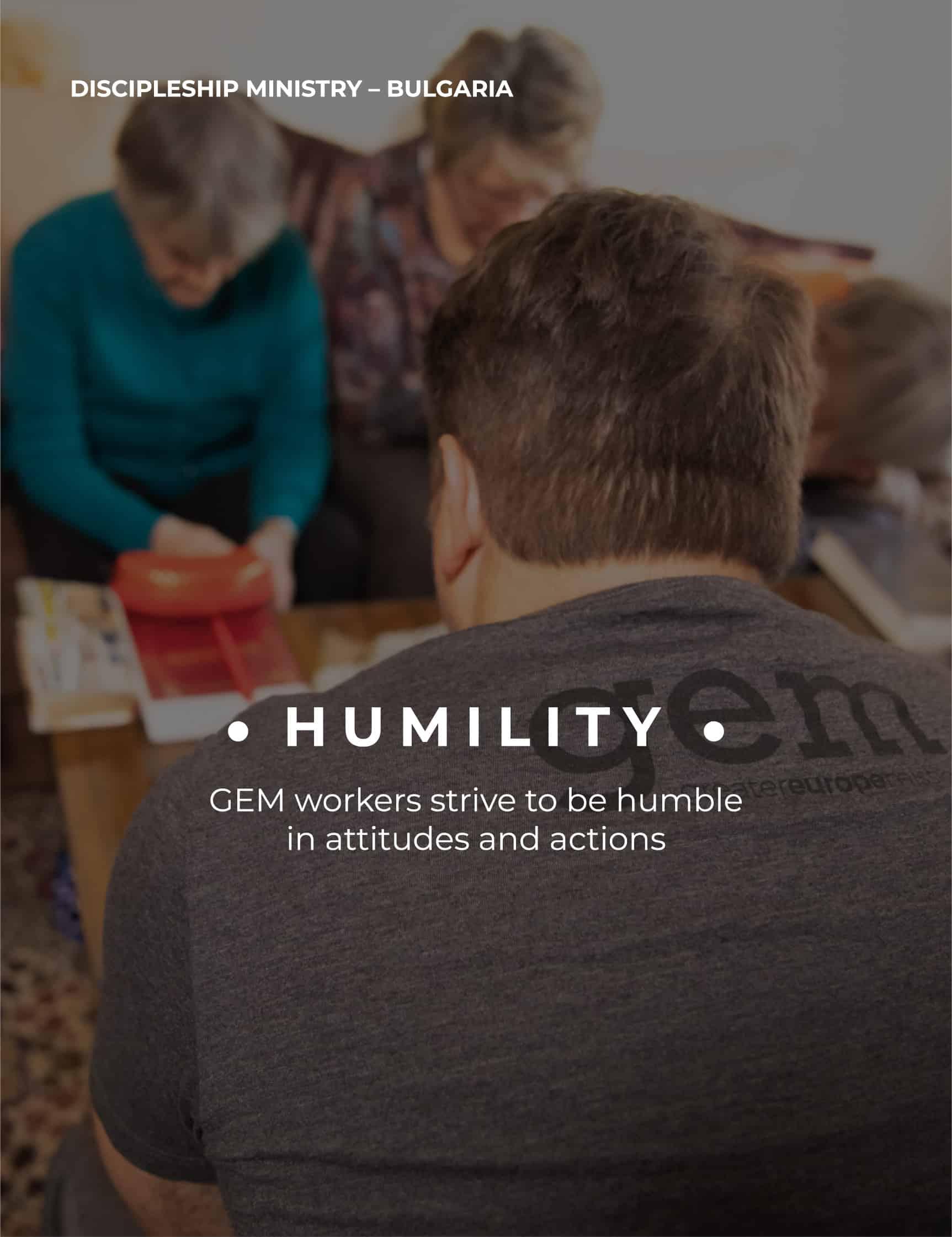 Core Values Humility