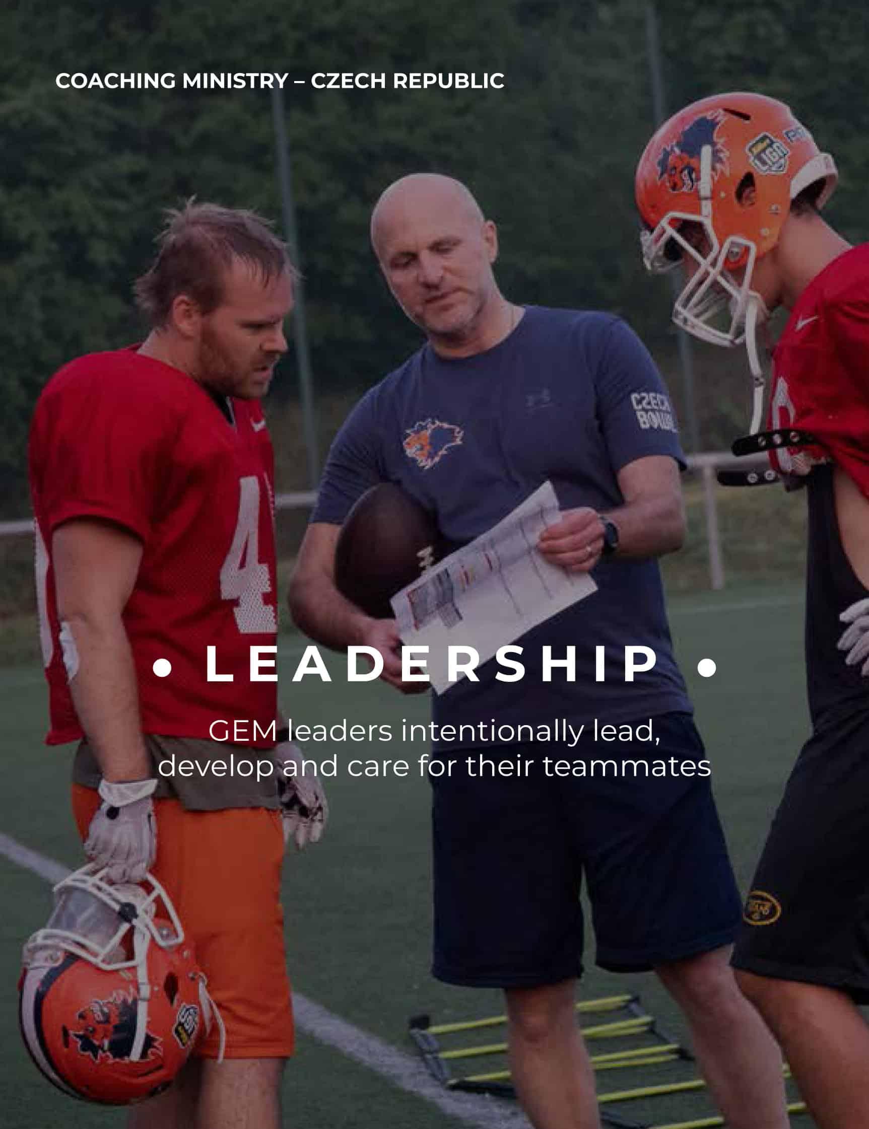 Core Values leadership
