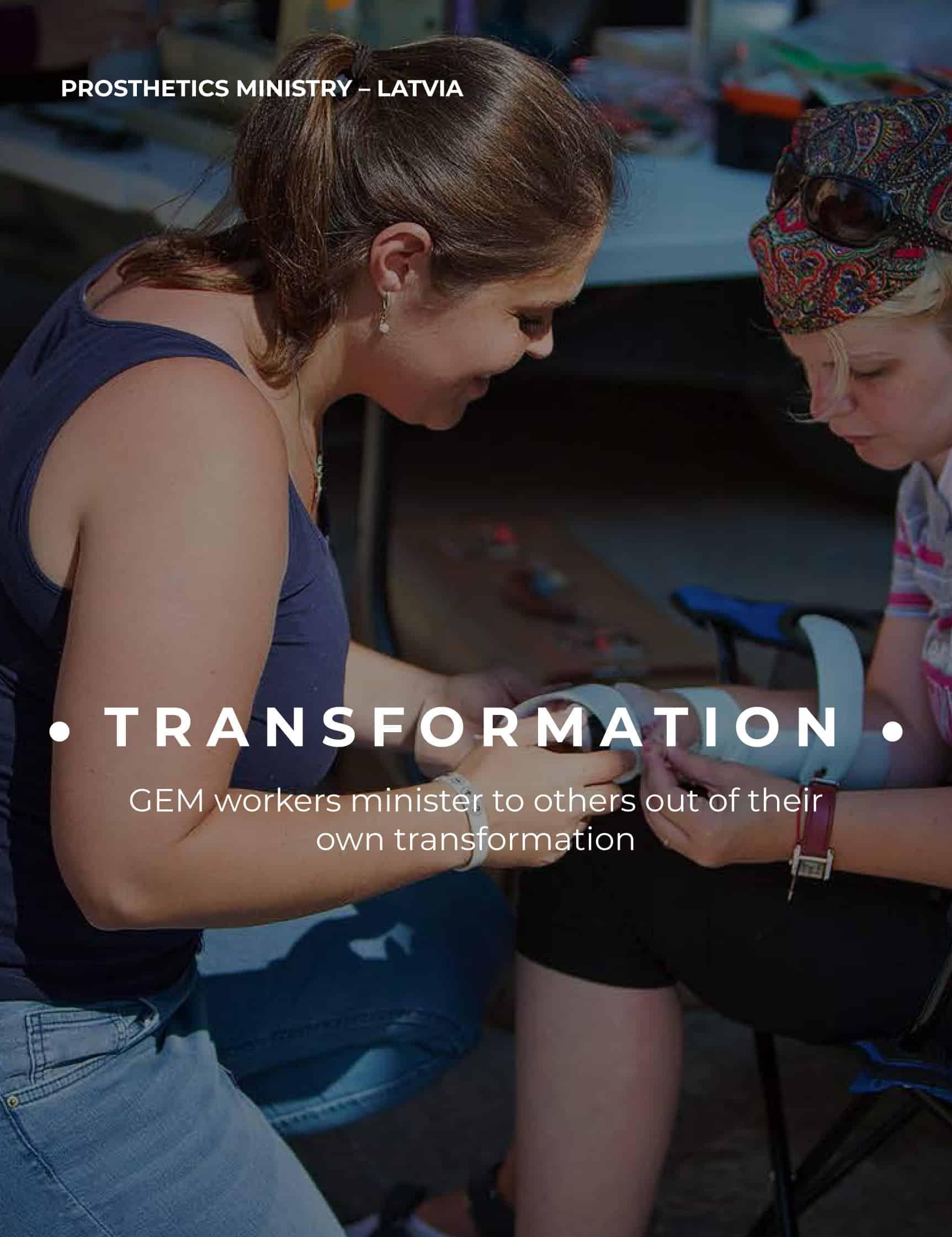 Core Values Transformation